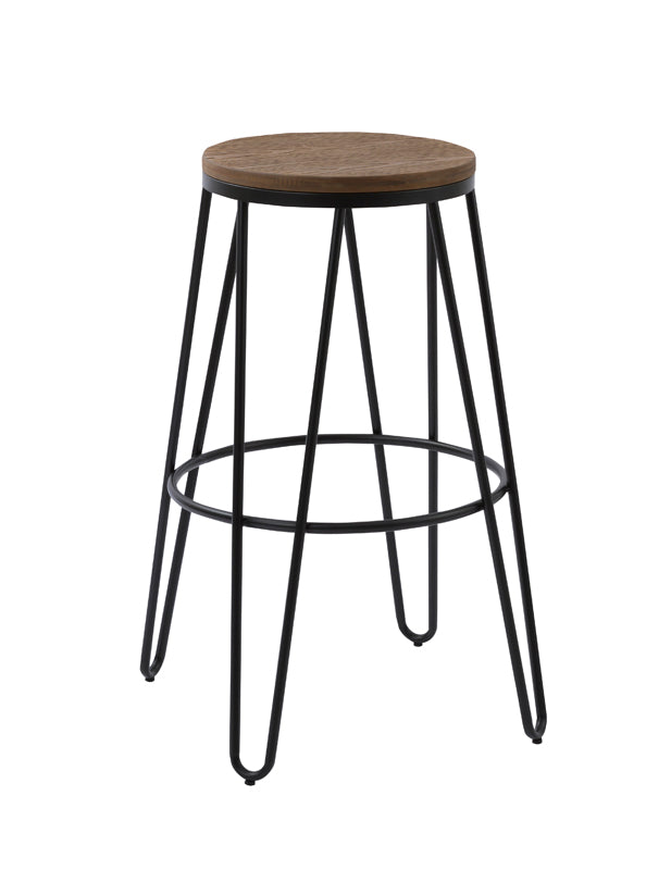 Awe Inspiring Vig Furniture Vgcbt 5068 76 4 Modrest Gelson Modern Wood Top Bar Stool Set Of 2 Sale At Contemporary Furniture Warehouse Today Only Machost Co Dining Chair Design Ideas Machostcouk