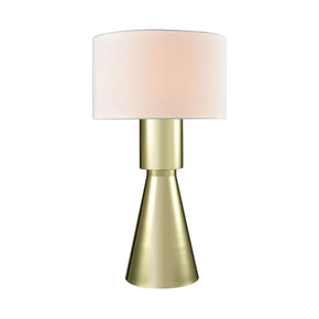Paris Table Lamp Gold Plate