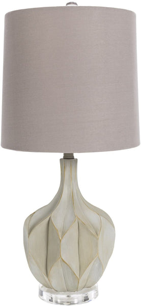 Alpena Modern Table Lamp Painted Tan