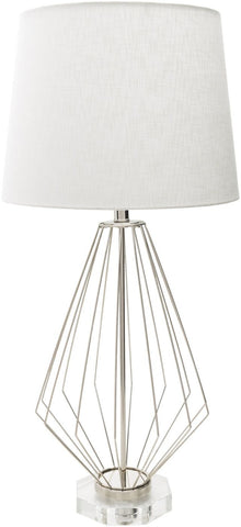 Axs Modern Table Lamp Other White