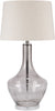 Table Lamps - Surya ENLP-002 Easton Coastal Table Lamp Transparent Smoke Oatmeal | 888473062813 | Only $247.20. Buy today at http://www.contemporaryfurniturewarehouse.com