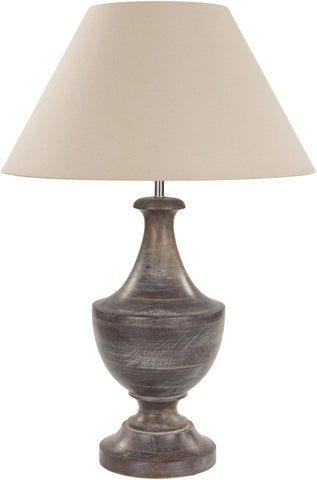 Garrett Traditional Table Lamp Tan
