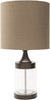 Kibler Traditional Table Lamp Other Brown