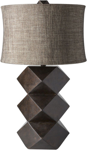 Makena Global Table Lamp Painted