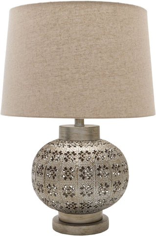 Olney Global Table Lamp Other Beige