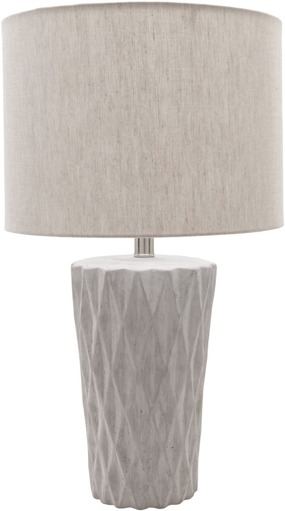 Table Lamps - Surya RIC100-TBL Rico Modern Table Lamp Natural | 888473561866 | Only $188.40. Buy today at http://www.contemporaryfurniturewarehouse.com