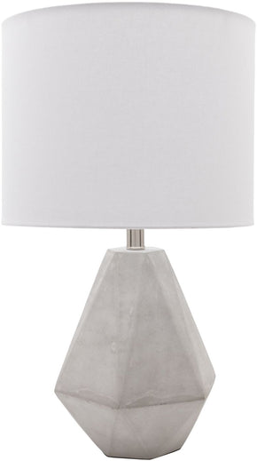 Surya SGN100-TBL Stonington Modern Table Lamp Natural Finish White | 888473561903 | $179.40. Table Lamps. Buy today at http://www.contemporaryfurniturewarehouse.com
