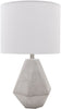 Table Lamps - Surya SGN100-TBL Stonington Modern Table Lamp Natural Finish White | 888473561903 | Only $179.40. Buy today at http://www.contemporaryfurniturewarehouse.com