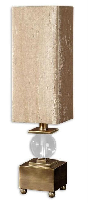 Ilaria Bronze Buffet Lamp Table