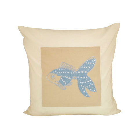 Throw Pillows - Elk Group ELK-901645 Sweetwater 20x20 Pillow Sand,Light Blue | 769072901645 | Only $42.00. Buy today at http://www.contemporaryfurniturewarehouse.com