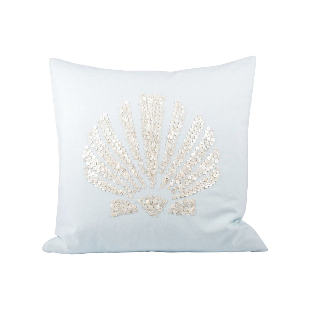 Seaside 20X20 Pillow Light Blue
