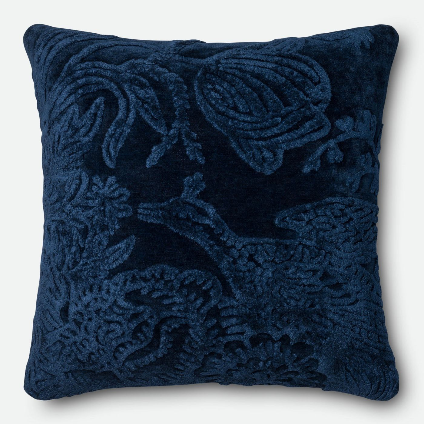 Throw Pillow Warehouse : Loloi Rugs Loloi Indigo Decorative Throw Pillow (GPI04) DSETGPI04IN00PIL9. Only $199.00 at ...