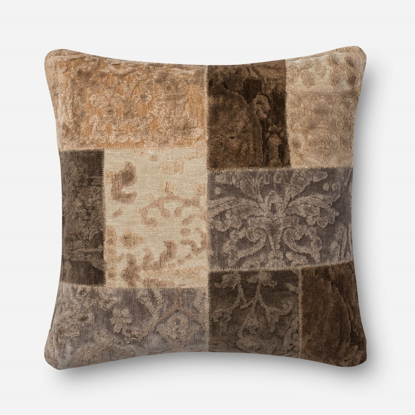 Throw Pillows Native American : Loloi Rugs Loloi Neutral Decorative Throw Pillow (OPI01) DSETOPI01NT00PIL3. Only $159.00 at ...