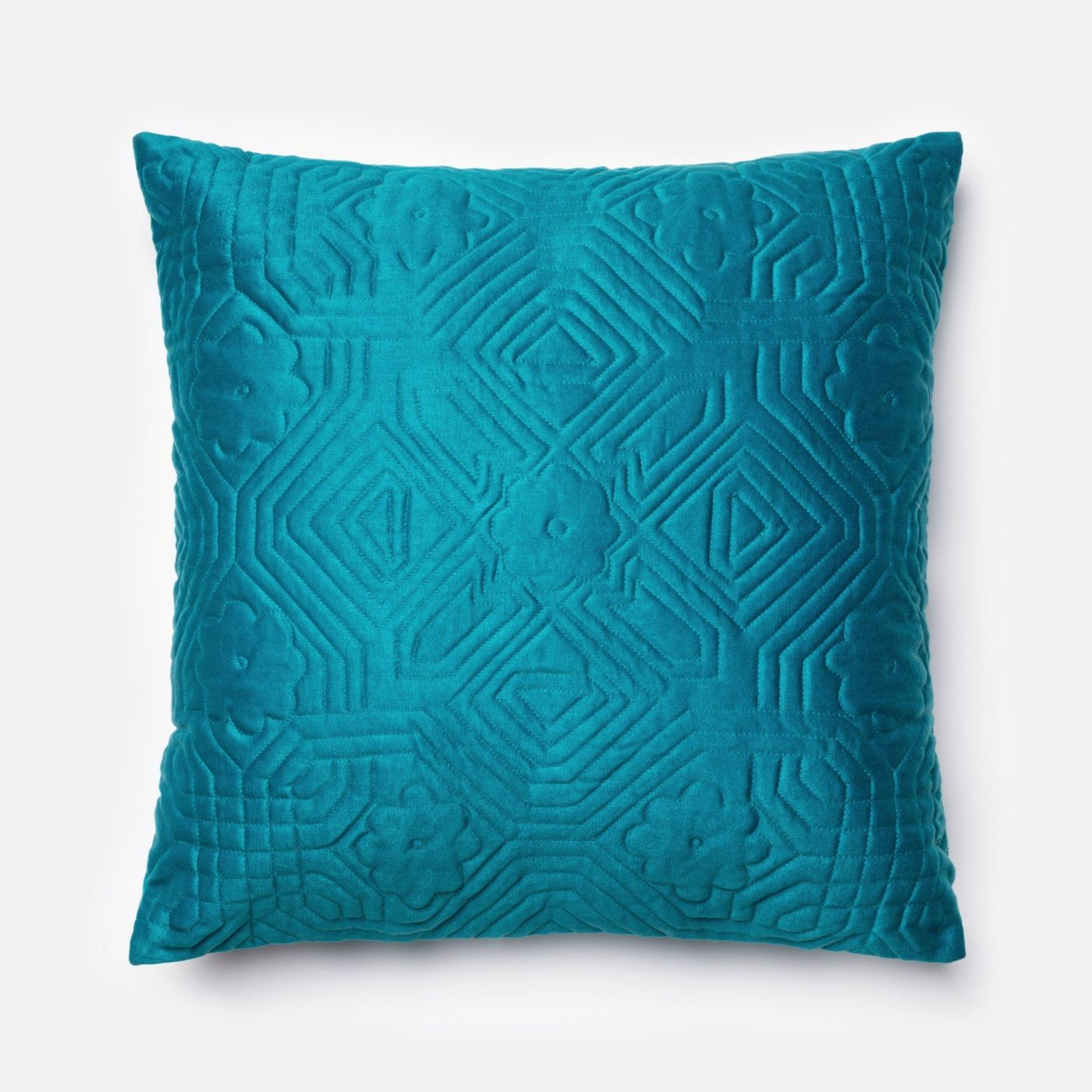 Throw Pillow Warehouse : Loloi Rugs Loloi Teal Decorative Throw Pillow (P0016) PSETP0016TE00PIL3. Only $59.00 at ...
