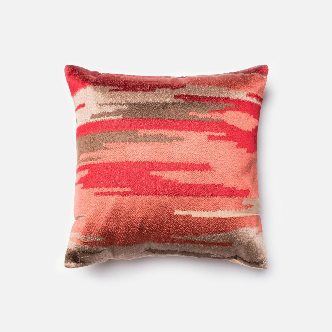 Throw Pillow Warehouse : Loloi Rugs Loloi Coral Decorative Throw Pillow (P0028) DSETP0028CO00PIL1. Only $89.00 at ...