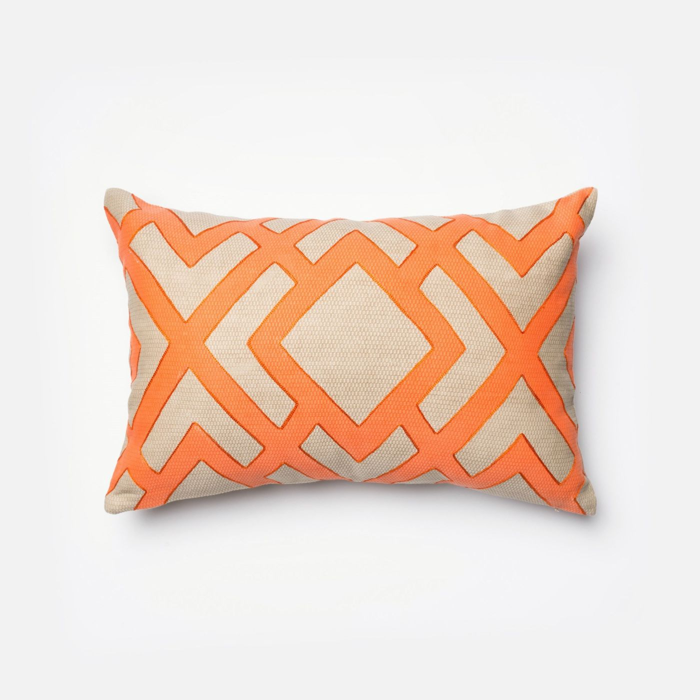 Throw Pillows Under 5 Dollars : Loloi Rugs Loloi Beige / Orange Decorative Throw Pillow (P0131) DSETP0131BEORPIL3. Only $69.00 ...