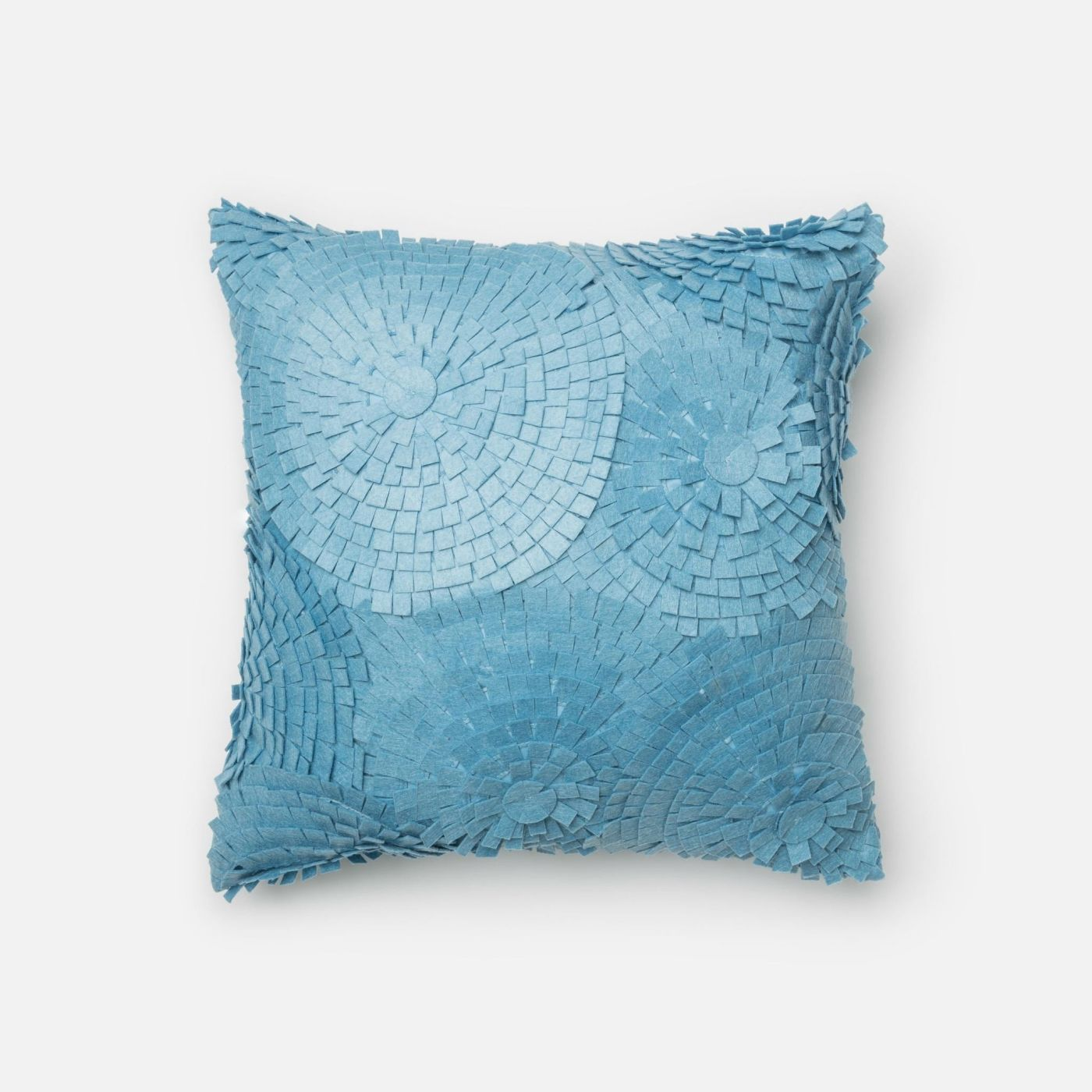 Throw Pillow Warehouse : Loloi Rugs Loloi Lt. Blue Decorative Throw Pillow (P0221) PSETP0221LB00PIL1. Only $59.00 at ...
