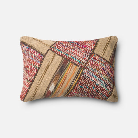 Loloi Multi Decorative Throw Pillow (P0292)