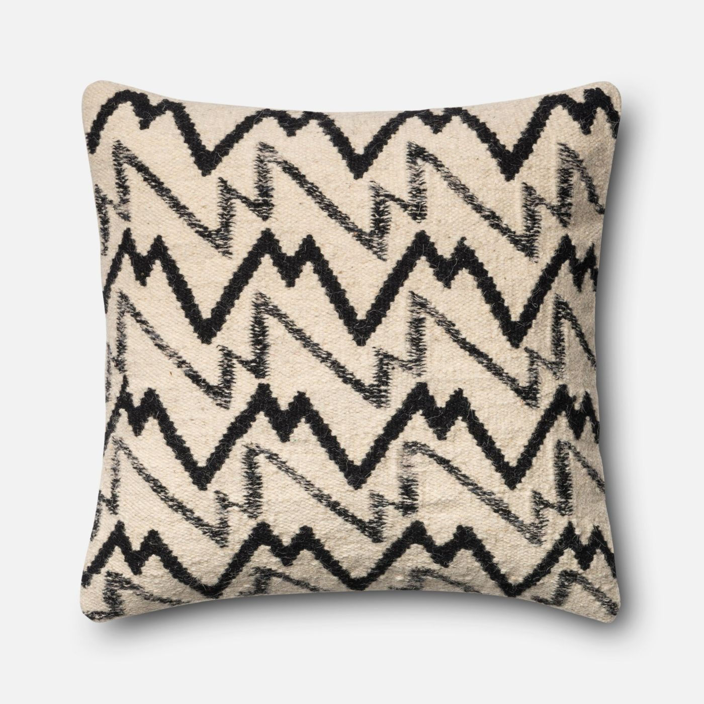 Black And Ivory Throw Pillows : Loloi Rugs Loloi Black / Ivory Decorative Throw Pillow (P0365) DSETP0365BLIVPIL3. Only USD139.00 ...
