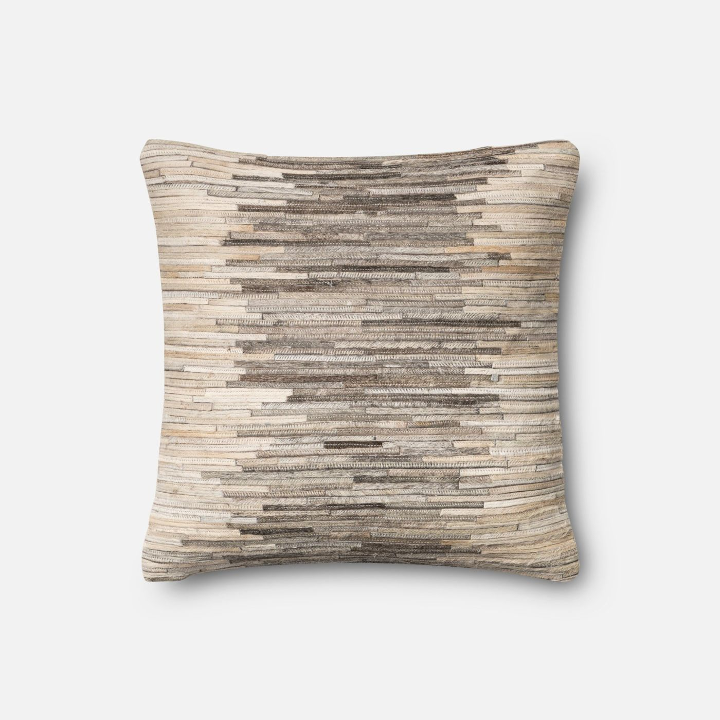 Loloi Rugs Loloi Grey / Beige Decorative Throw Pillow (P0383) DSETP0383GYBEPIL1. Only $109.00 at ...
