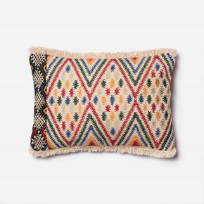 Loloi Multi Decorative Throw Pillow (P0400)