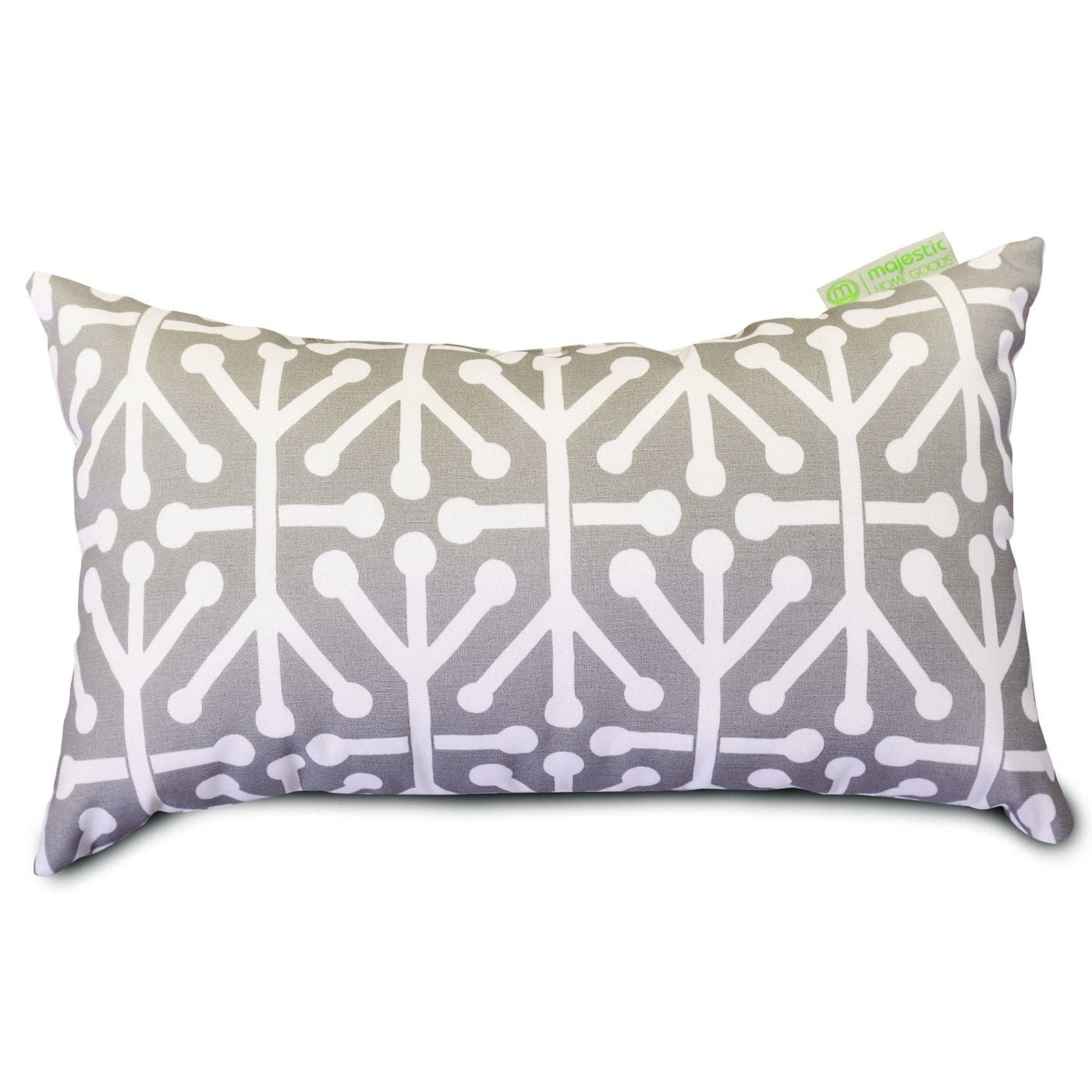 Small Gray Decorative Pillow : Majestic Home Gray Aruba Small Pillow 85907220686. Only $33.60 at Contemporary Furniture Warehouse.