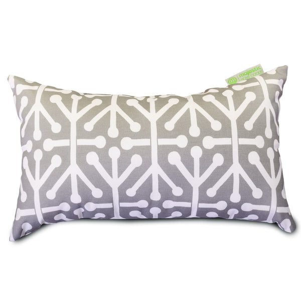 Gray Aruba Small Pillow