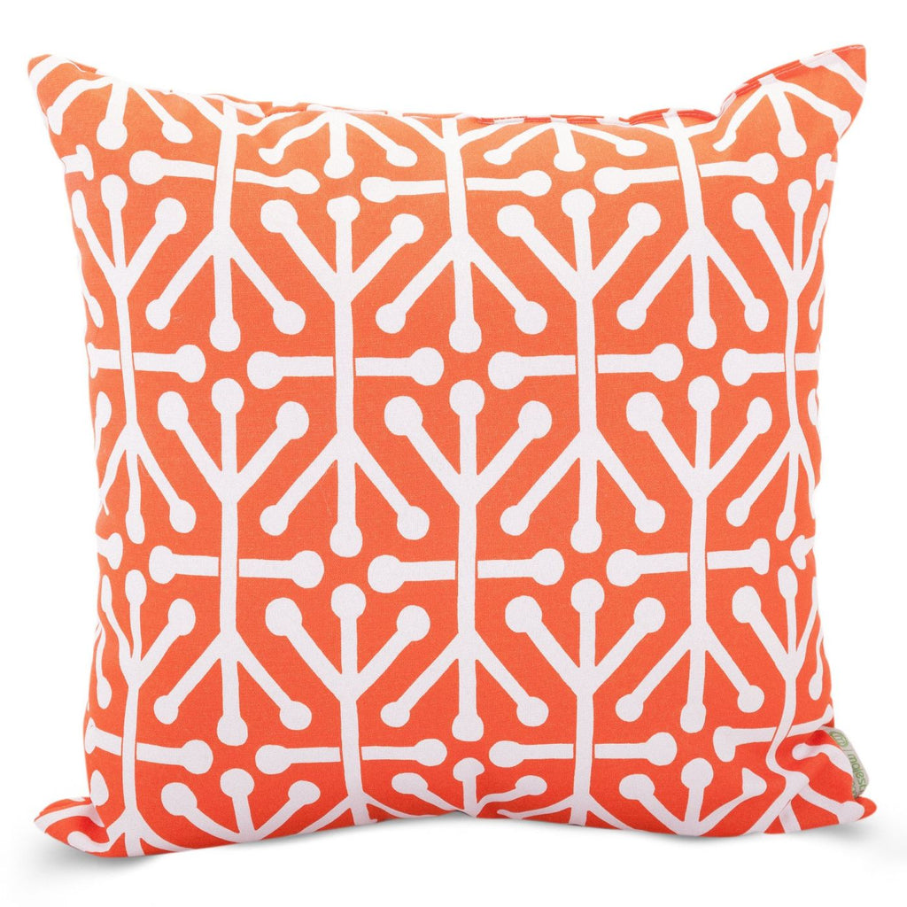 Orange Aruba Extra Large Pillow