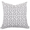 Gray Aruba Extra Large Pillow