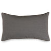 Gray Wales Small Pillow