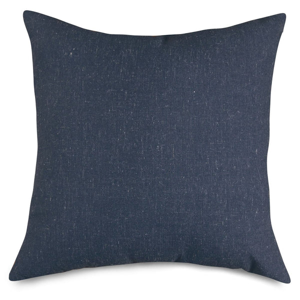 Navy Wales Large Pillow