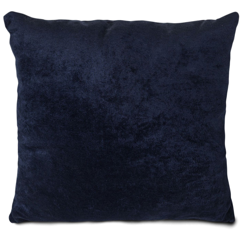 Throw Pillows - Majestic Home 85907260831 Villa Navy Large Pillow | 859072608310 | Only $42.90. Buy today at http://www.contemporaryfurniturewarehouse.com