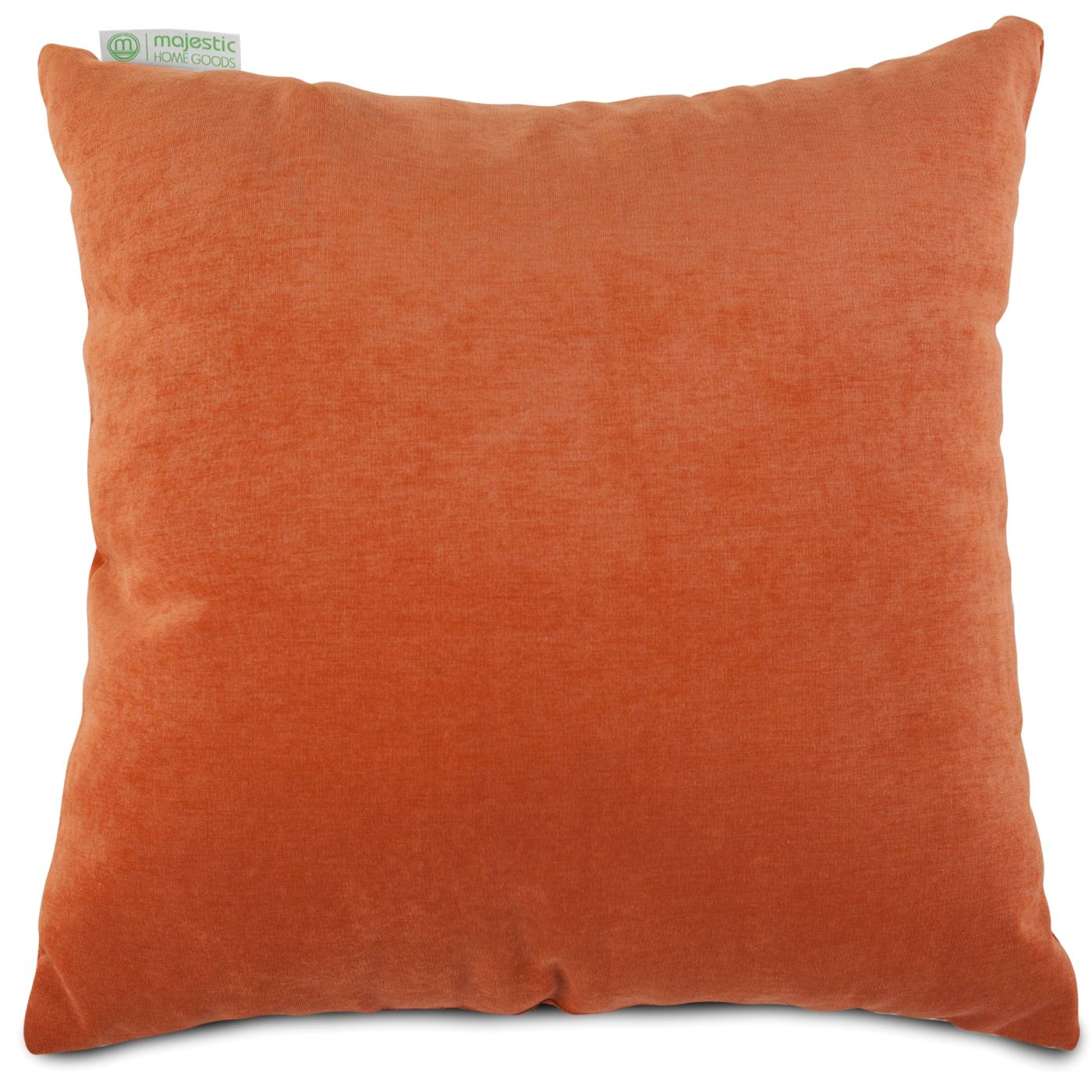 Majestic Home Villa Orange Extra Large Pillow 85907260924. Only $47.60 at Contemporary Furniture ...