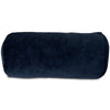 Villa Navy Round Bolster Pillow