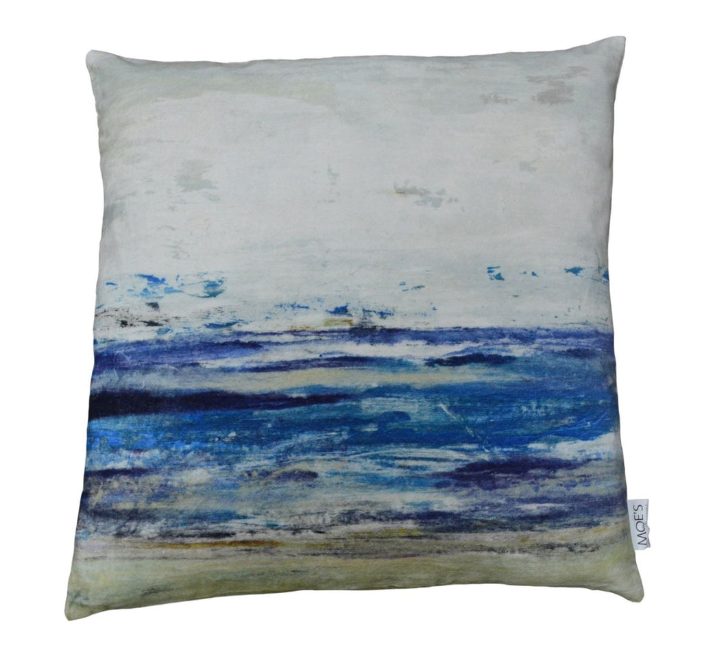 Best Price On Moe S Home Collection Ts 1033 37 Ocean Velvet Feather