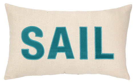 Sail Pillow 12X20