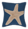 Seastar Pillow 18X18