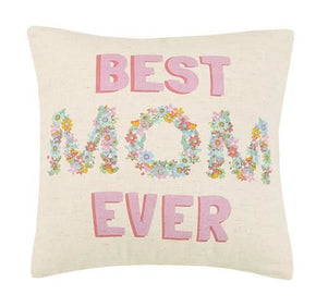 Best Mom Ever Pillow 12X12