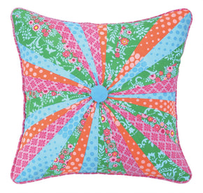 Dial Printed Pillow 18X18