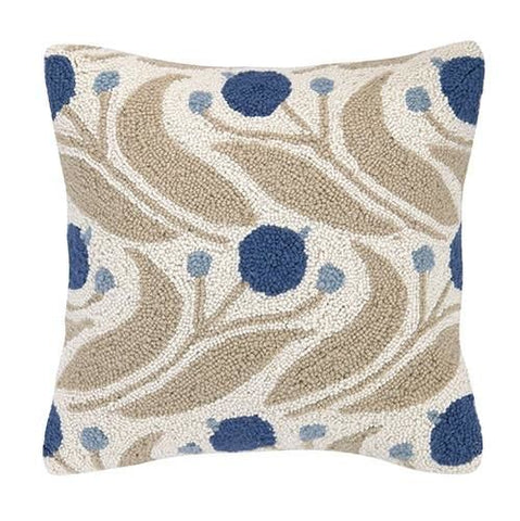 Garden Floral Berries Pillow
