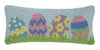 Easter Egg Ob Pillow 8X20