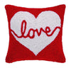 Love Heart Pillow 14X14