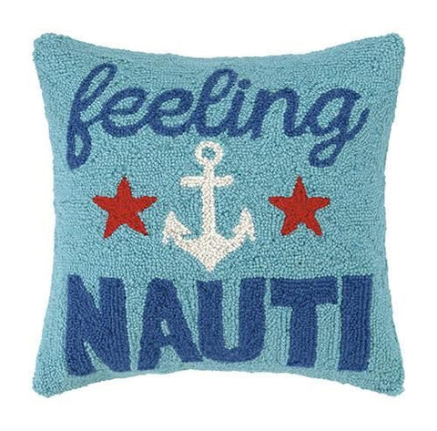 Feeling Nauti Pillow 16X16