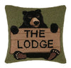 The Lodge Pillow 18X18