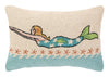 Mermaid Blonde Pillow 14X20