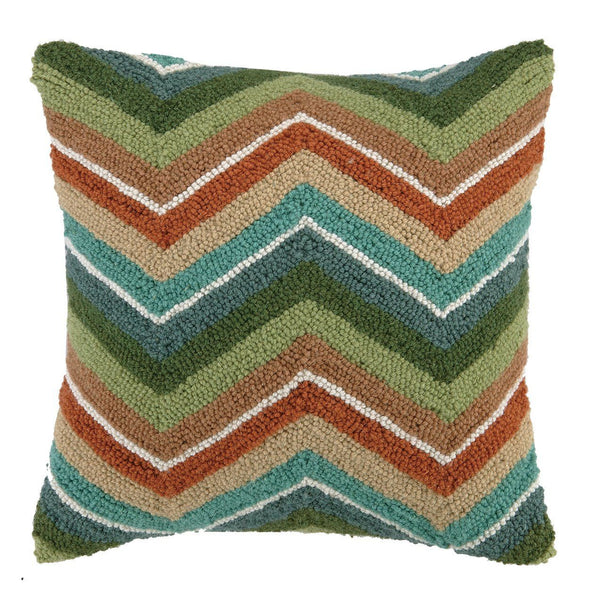 Cactus Line Pattern Pillow