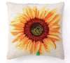 Sunflower Pillow 18X18