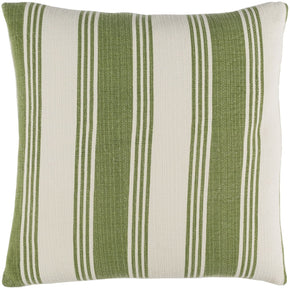 Anchor Bay Throw Pillow Green Neutral