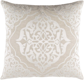 Adelia Throw Pillow Neutral