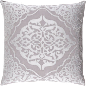 Adelia Throw Pillow Gray